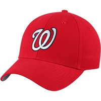 Fan Favorite Washington Nationals '47 Basic Adjustable Hat - Red - OSFA