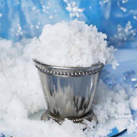Efavormart Instant Snow Powder Fake Fluffy Snow Artificial Snow Fluffy Snow for Cloud slime,Cloud Creme Slime,Cloud Dough - Fake White Beard