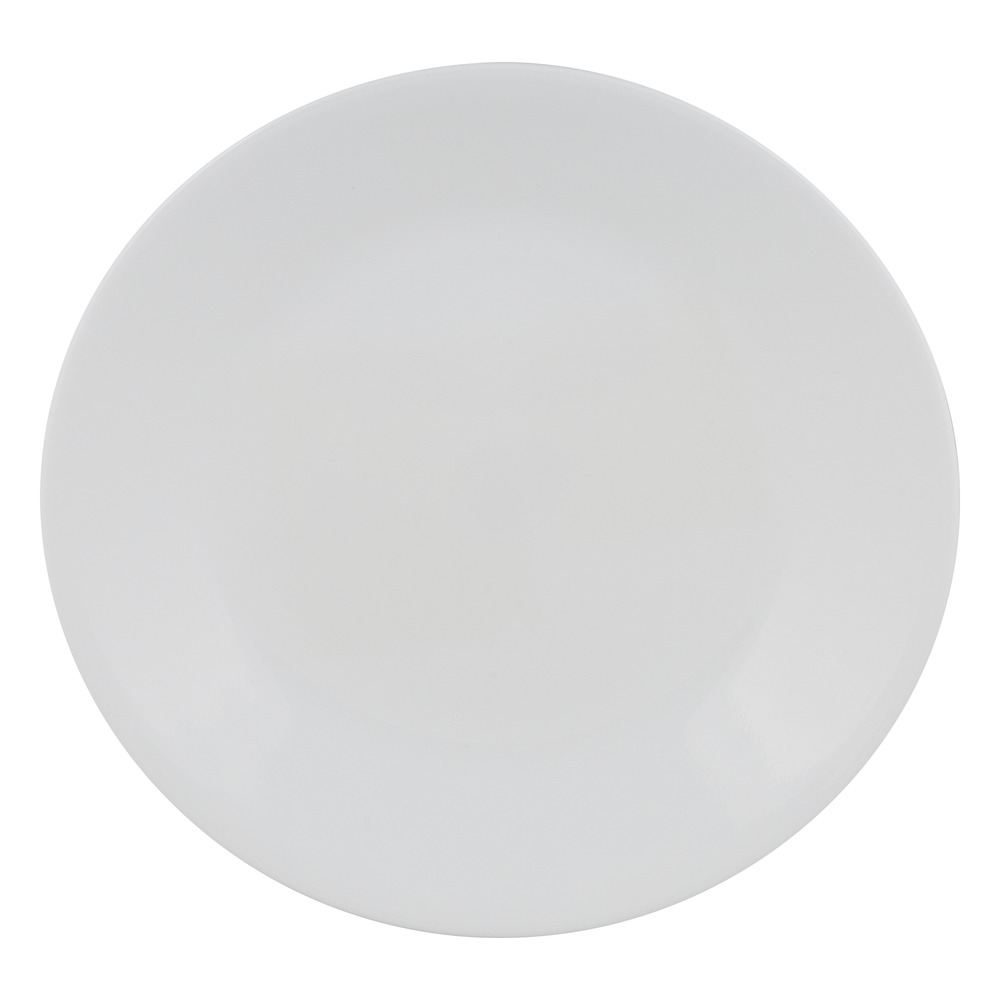 "Corelle Livingware Winter Frost White 6.75"" Bread and Butter Plate"