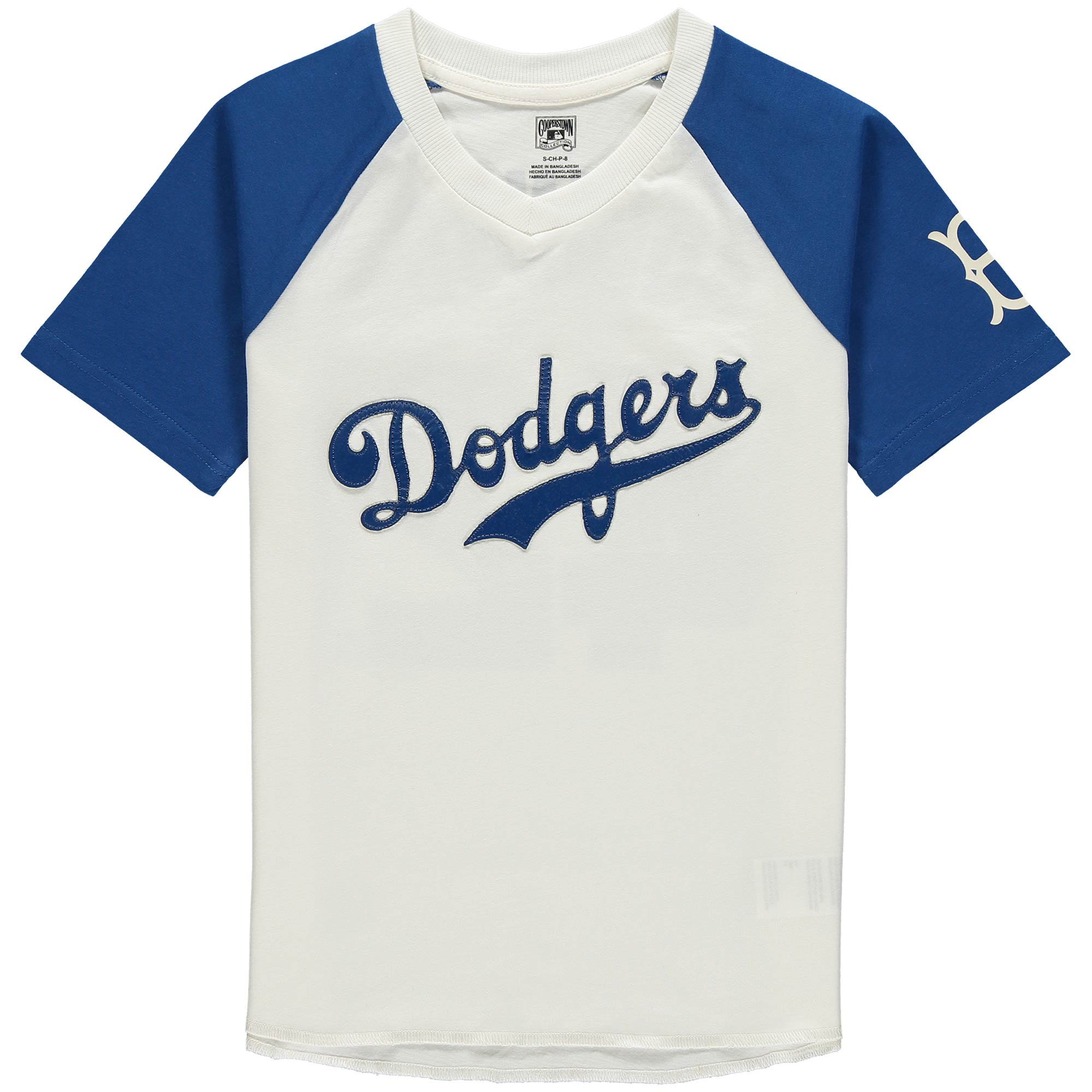 info for ef3bb e9e83 Brooklyn Dodgers Retro T Shirt - DREAMWORKS