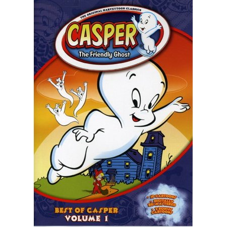 Casper the Friendly Ghost: Best of Casper: Volume 1](Casper The Friendly Ghost Halloween Decorations)