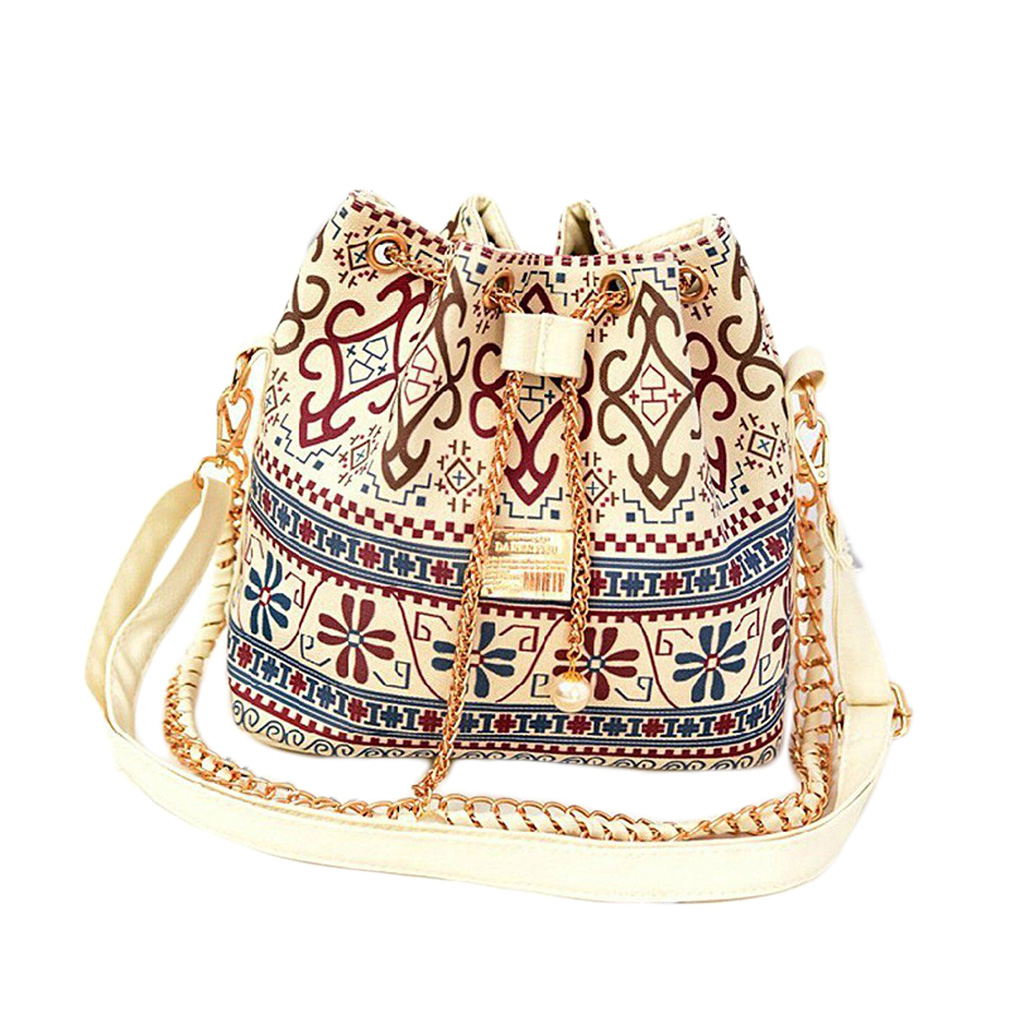 Bohemian style Fashional Mini Women Handbag Shoulder Bag Tote Purs Hotsale