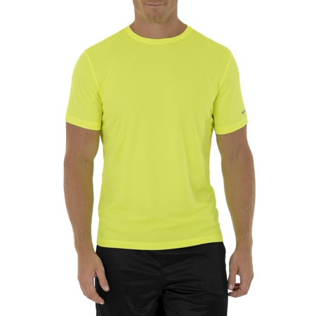 Athletic Works Mens Core Quick Dry Short Sleeve Tee