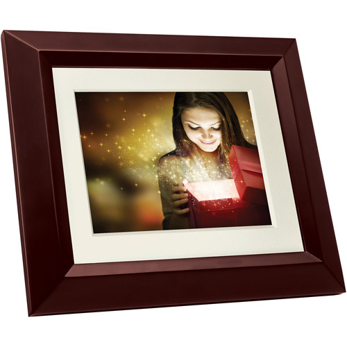 "Philips SPF3482 8"" Home Decor Digital Picture Frame"
