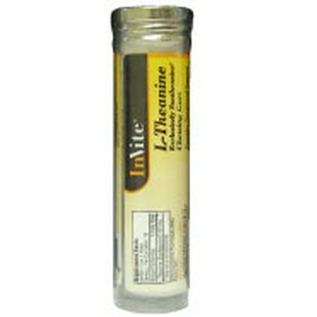 InVite Health L-Theanine Chewing Gum
