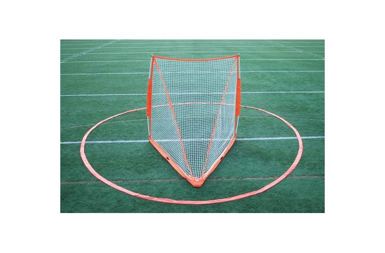 Portable Ladies Lacrosse Crease by Bownet Sports