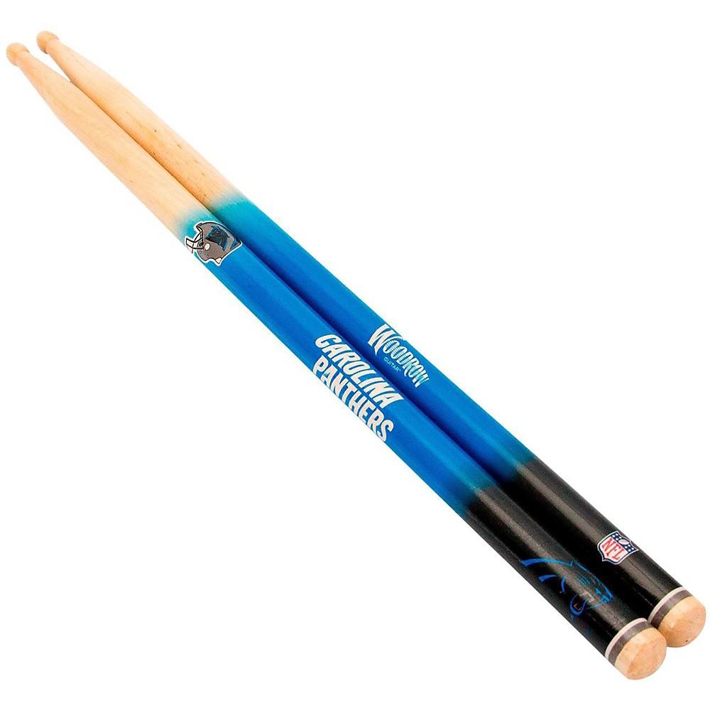 Woodrow Drum Sticks, Carolina Panthers
