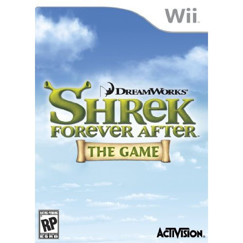 Wii Shrek Forever After