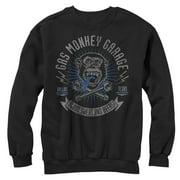 Gas Monkey Men's Logo Blood, Sweat, and Beers Sweatshirt