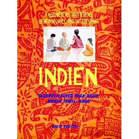 Indien, mein Reisetagebuch - eBook (Herren-sonnenbrille Indien)