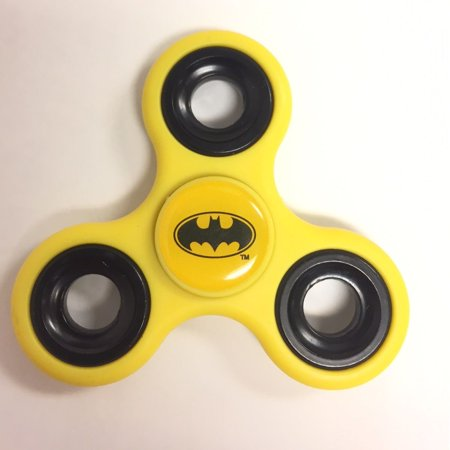 6d8ceb4ebfb1 Batman Super Hero 3-Way Diztracto Spinnerz Fidget Spinner Forever  Collectibles - Walmart.com