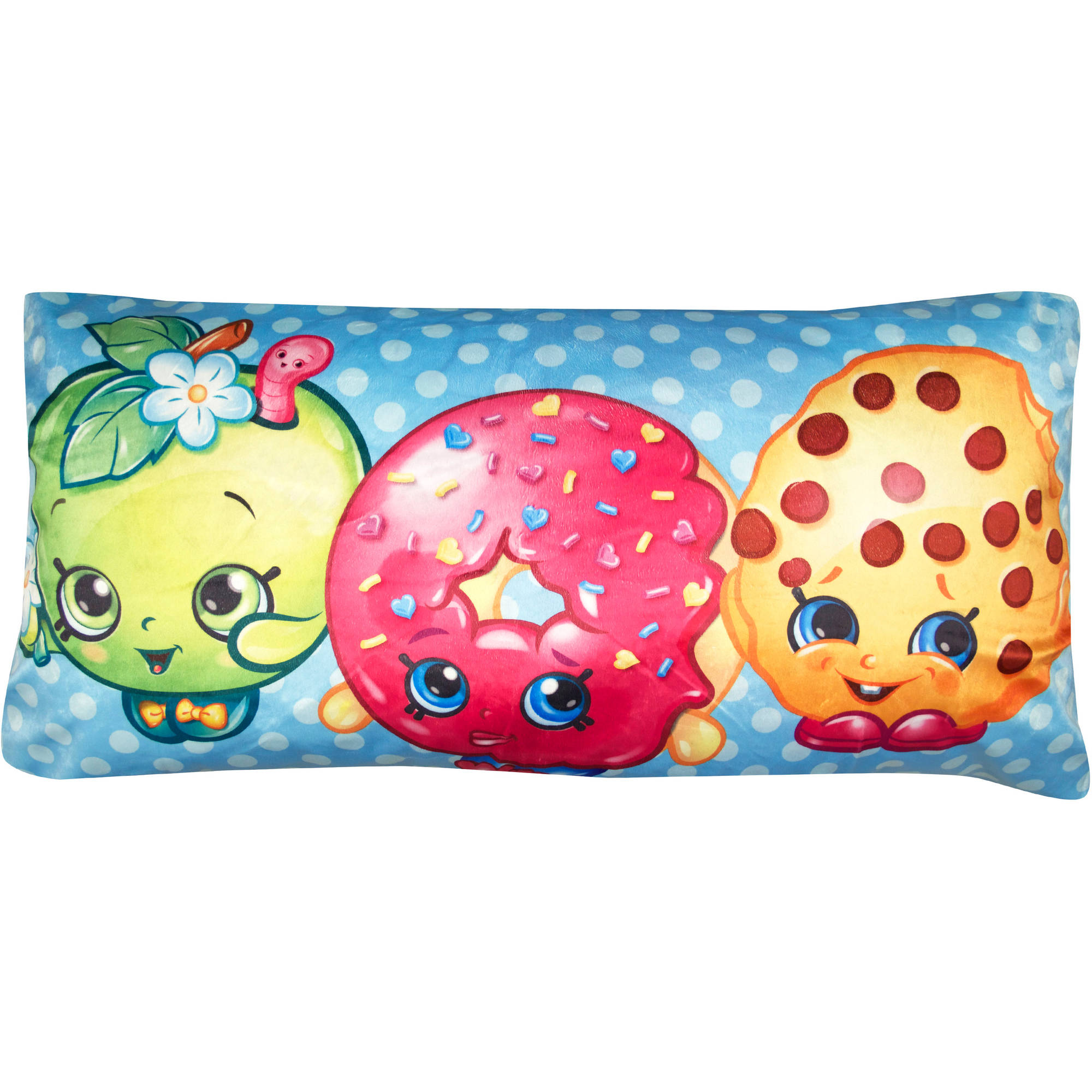 Shopkins Body Pillow