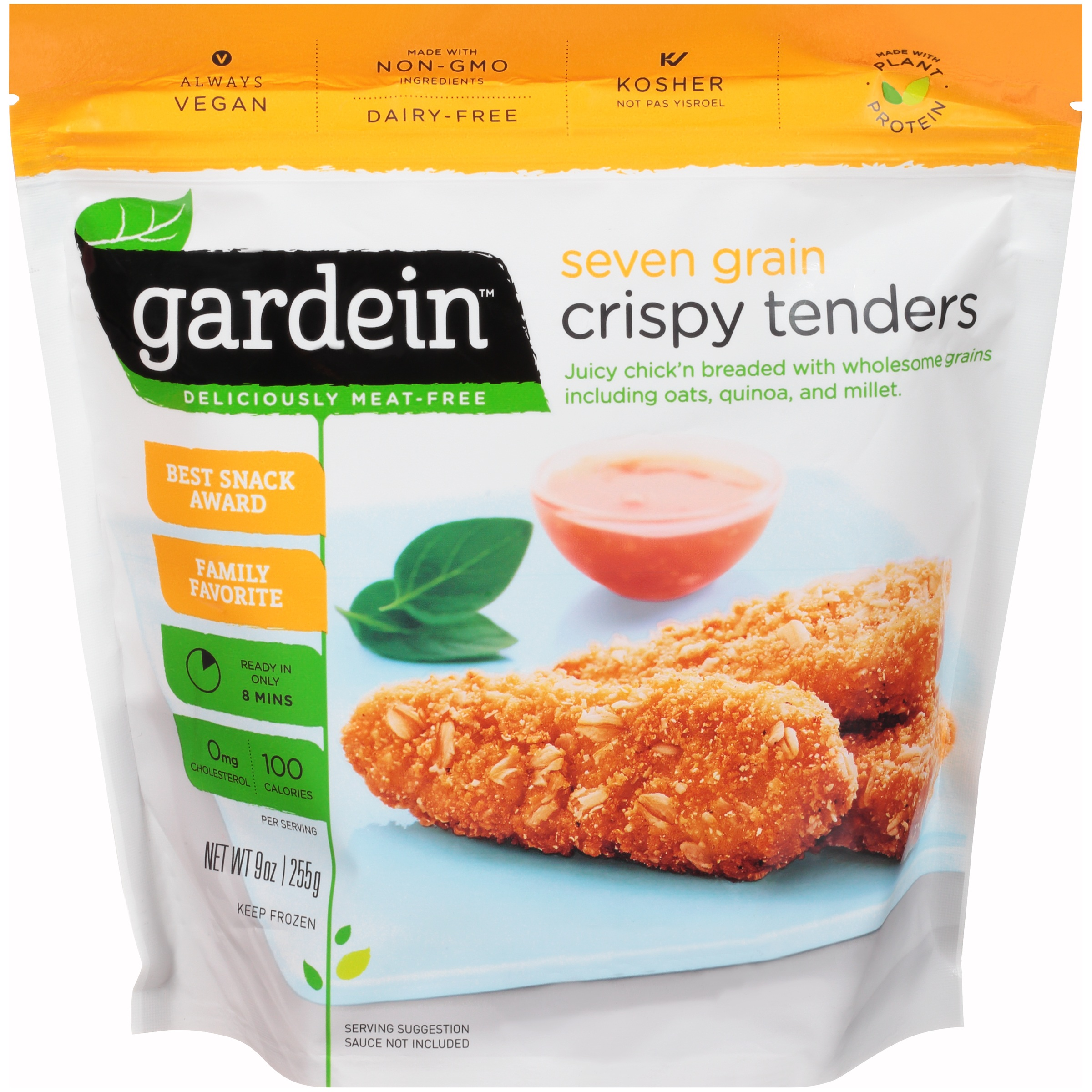 Image result for GardeinSeven Grain Crispy Tenders