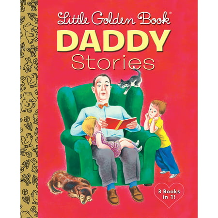 Little Golden Book Daddy Stories for $<!---->