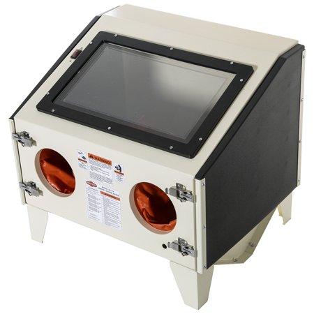 Shop Fox M1114 Benchtop Sandblast Cabinet (Sandblast Cabinet)