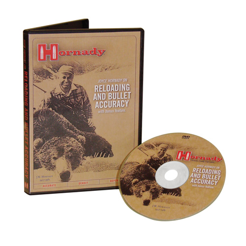 Click here to buy Hornady Reloading Joyce Hornady and Metallic DVD by Hornady.