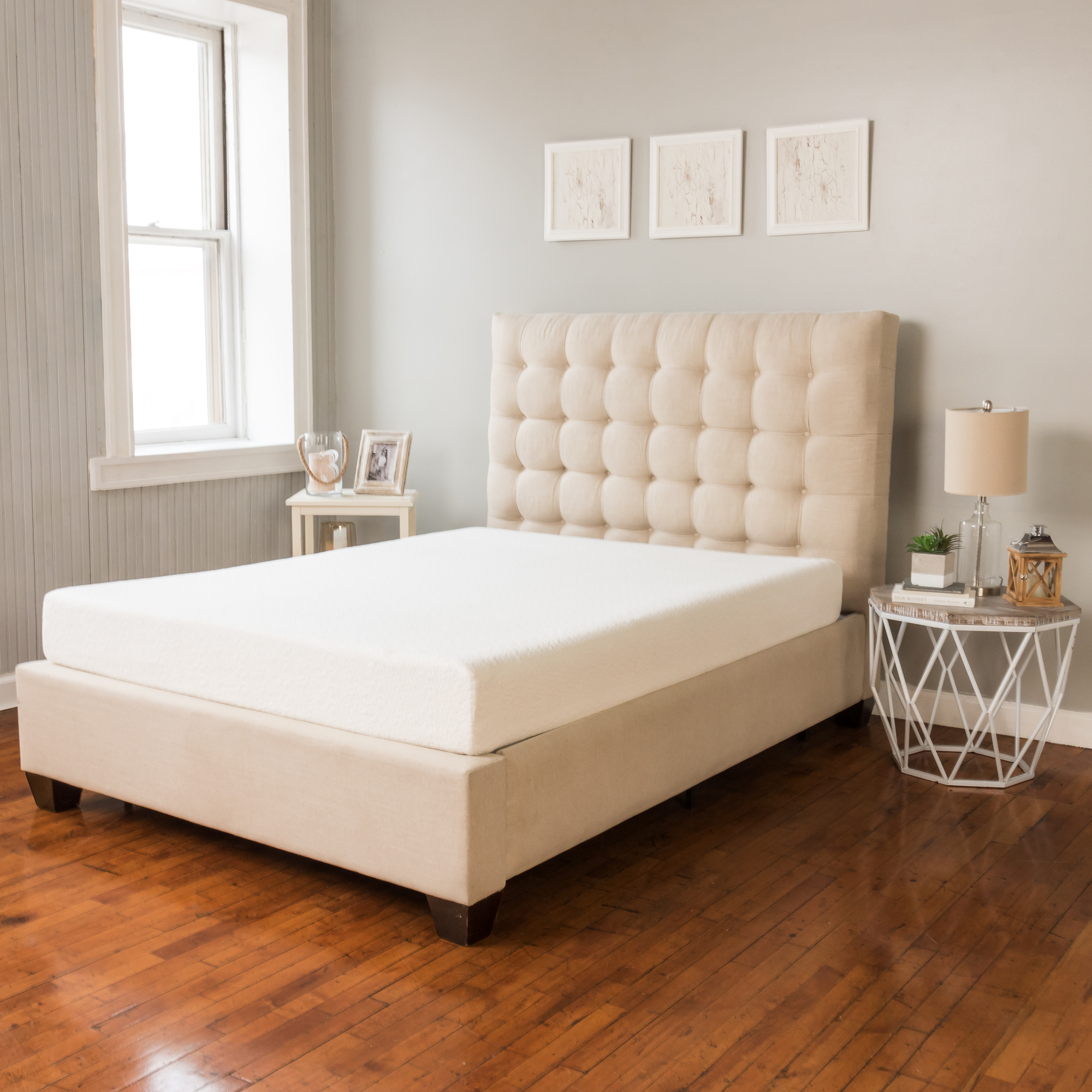 Modern Sleep Memory Foam 8-Inch Mattress, Multiple Sizes