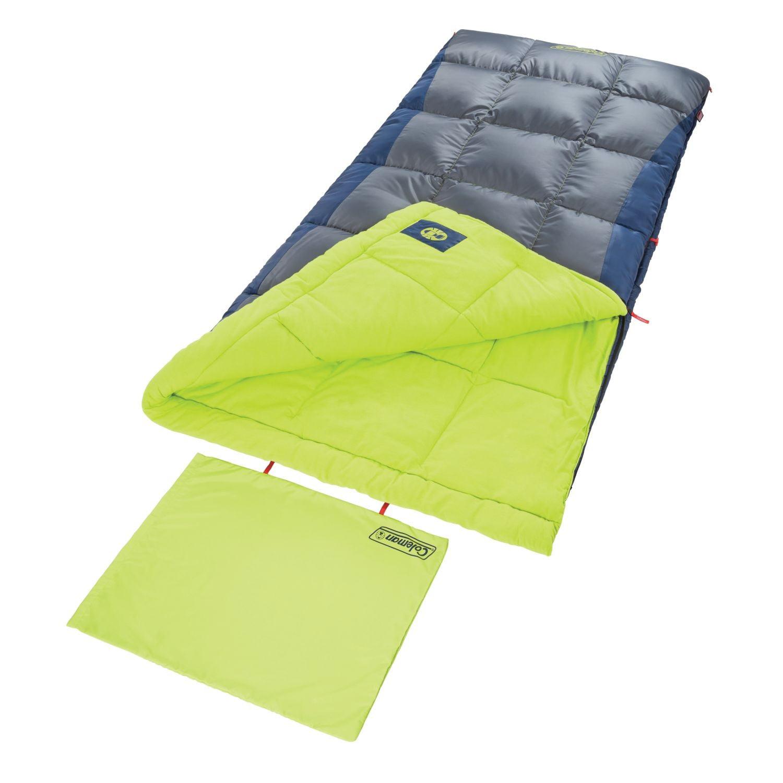 Click here to buy Coleman Heaton Peak 40 Rectangular Sleeping Bag by COLEMAN.