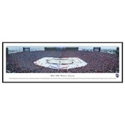 "Detroit Red Wings 40.25"" x 13.75"" 2014 NHL Winter Classic Standard Framed Panoramic"