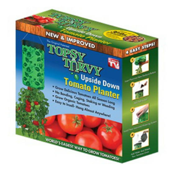 Allstar Topsy Turvy; TT501116 Upside Down Tomato Planter,...