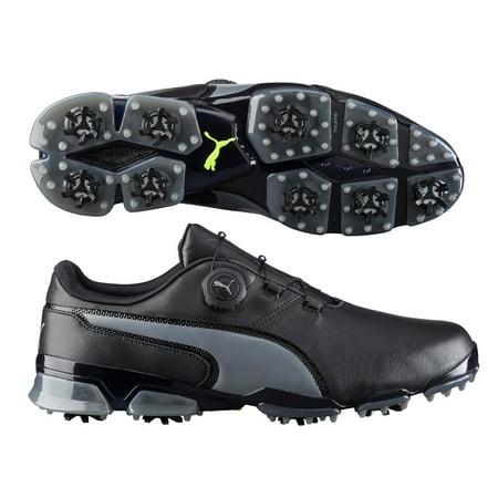 ed90de57d039 Puma 2017 Titantour Ignite Disc Golf Shoes (Black Shade) - Walmart.com