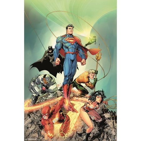 Trends International DC Justice League Unite Wall Poster 22.375
