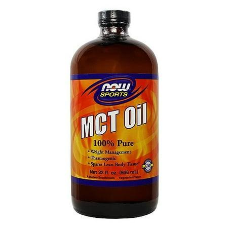 NOW Foods MCT Oil, 32 Fl Oz (Mct Oil)