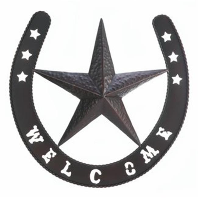 Lonestar Welcome Wall Decor - image 1 of 1