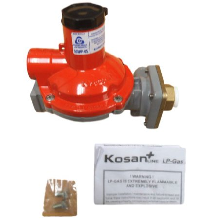 Kosan Line 988HP-05 First Stage Full Size HP Regulator