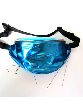 9174fcc7328 Product Image VicTsing Laser Color Women Fanny Pack Transparent Beach Waist  Bag Shoulder Bag Mini Messenger Bag (