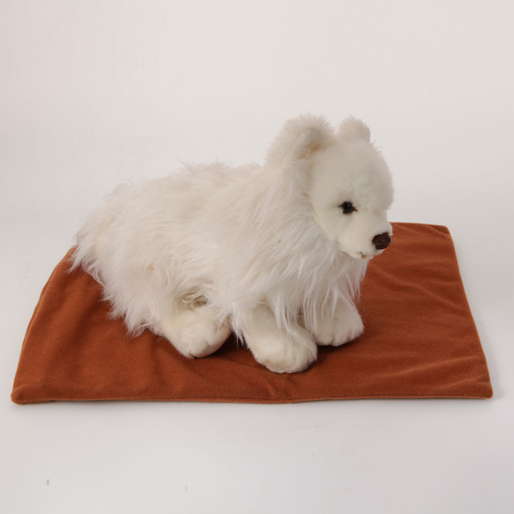 Zimtown Warmer Dog Cat Rabbit Reptile Heated Bed Pad 110V~240V