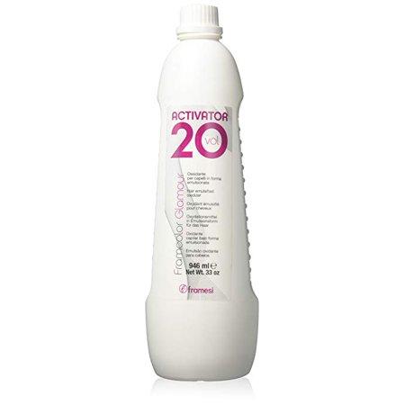 - Framesi Framcolr Glamour Activator 20 Volume Hair Dye, 32 Ounce