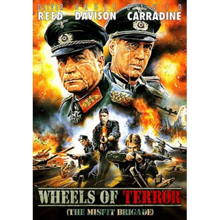 Wheels of Terror (DVD) (Halloween 25 Years Of Terror 4 Dvd)