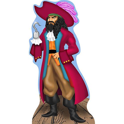 Captain Hook Standee