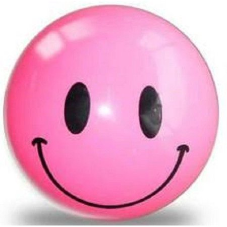 Splat Balls Squishy Squeeze Sticky Stress Relief Mesh PINK SMILE FACE](Squishy Stress Balls)