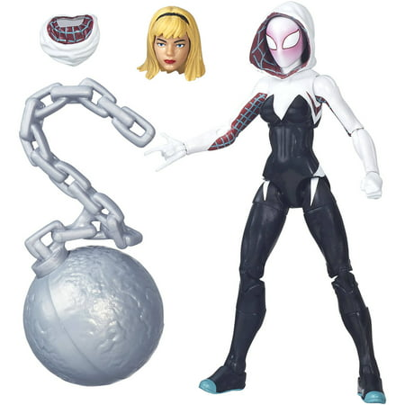 Marvel Legends Series: Edge of Spider-Verse: Spider-Gwen - Spiderman And Gwen