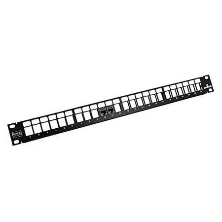 Leviton 69270-U24 Extreme 6+ QuickPort Patch Panel 1RU
