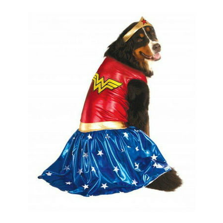 Wonder Woman - Big Dogs' Pet Costume