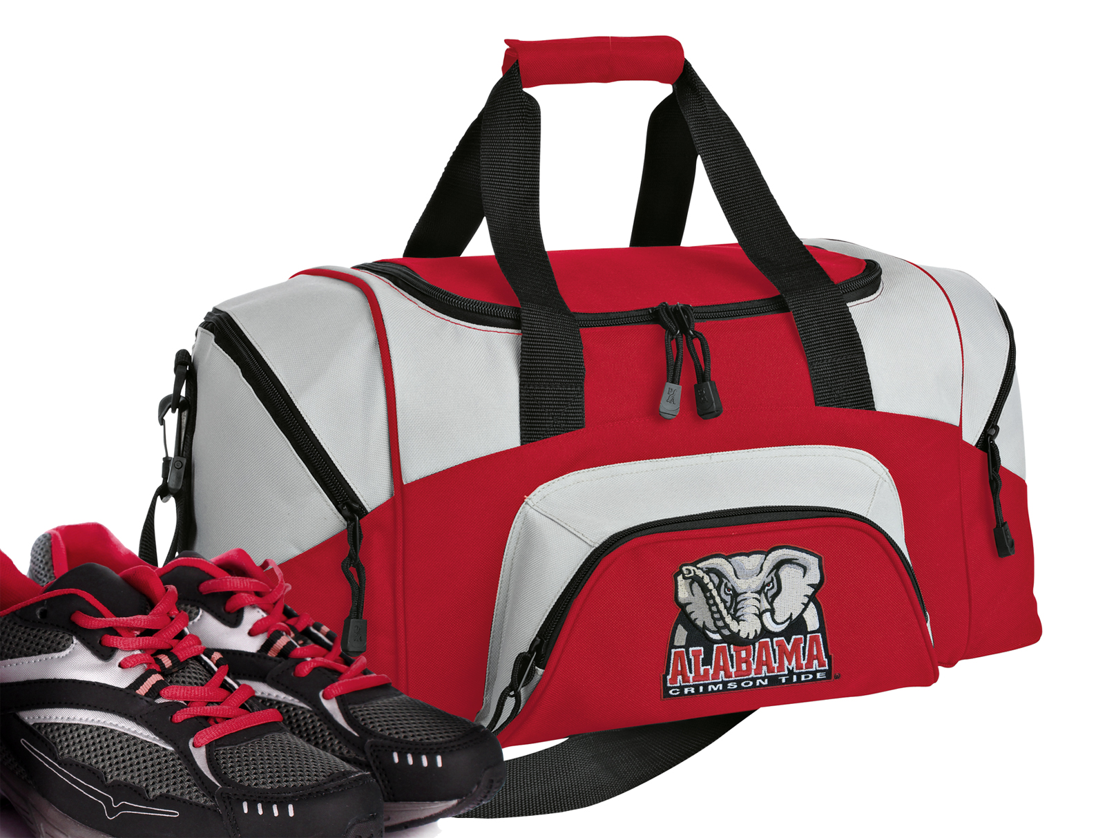 Broad Bay Small University of Alabama Duffle or Small Alabama Gym Bag by