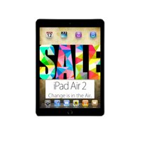 Apple iPad Air 2 Space Gray 16GB Wi-Fi Only with 1 Year Warranty