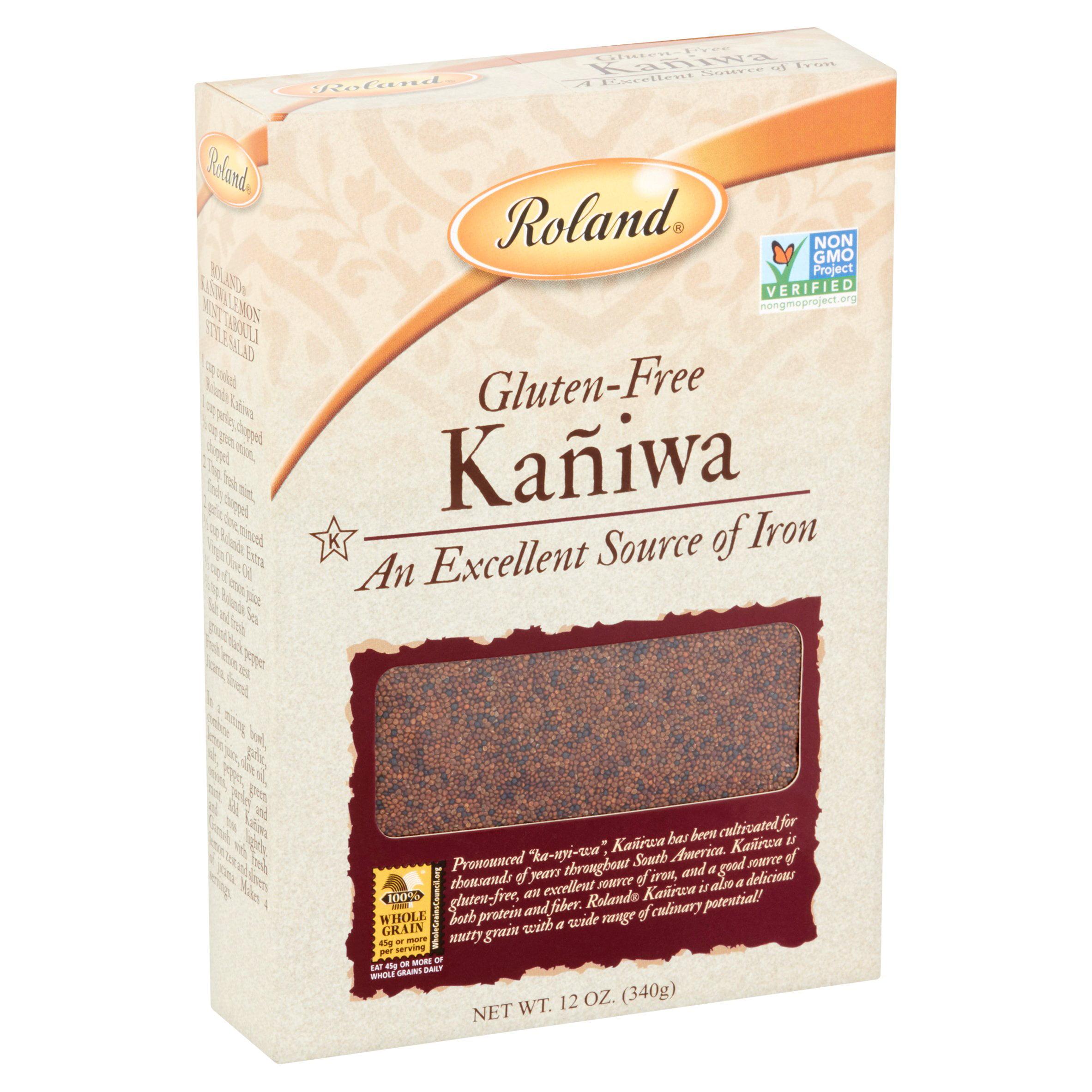 Roland Gluten-Free Kañiwa, 12 oz