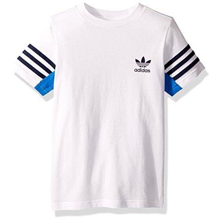 Adidas Originals Boys' Authentics Tee Adidas Ships Directly From Adidas