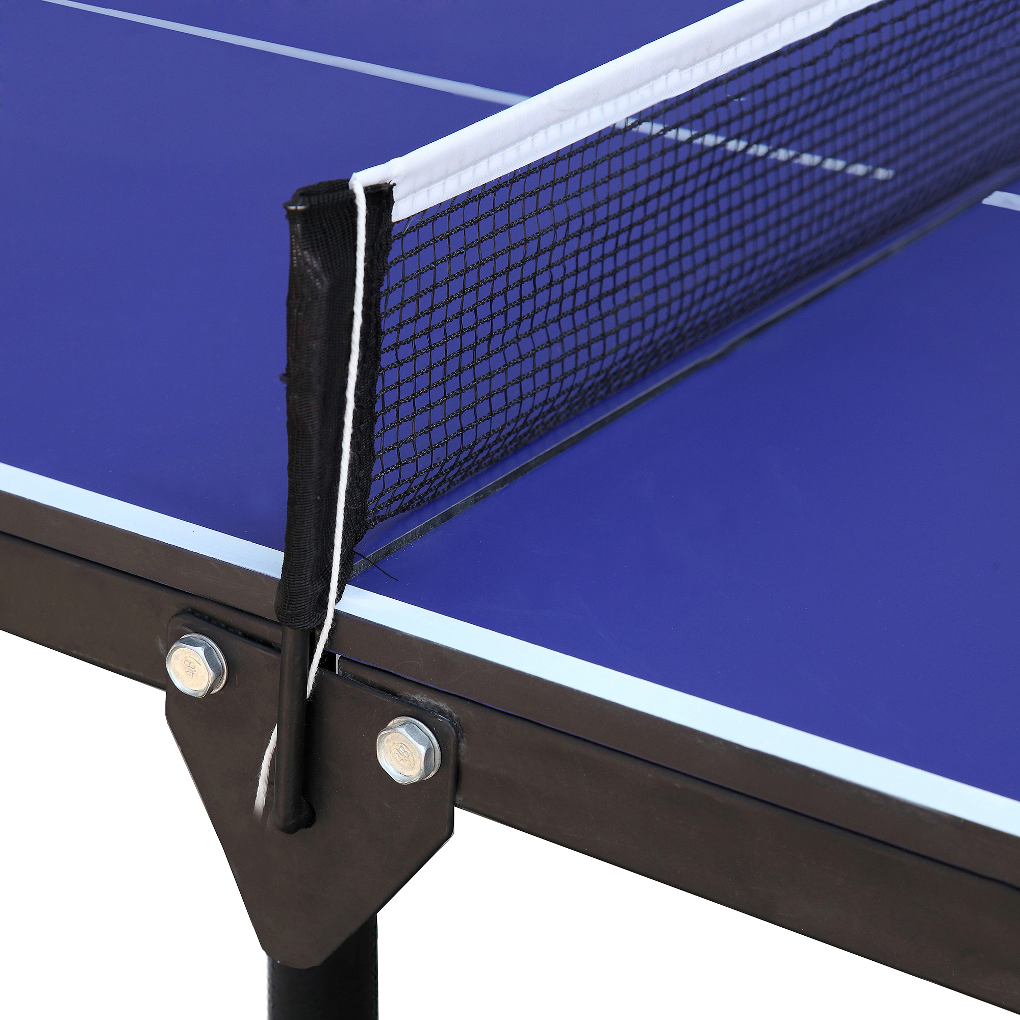 "Hathaway Crossover 60"" Portable Table Tennis Table"