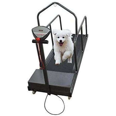 TECHTONGDA Dog Proform Treadmill Pet Exercise Equipment for Canine Running 110V