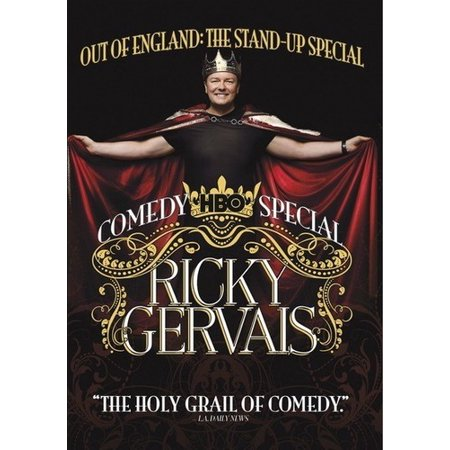 Ricky Gervais Out Of England: The Stand-Up Special (DVD)