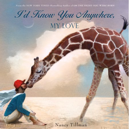 Id Know You Anywhere My Love (Board Book)