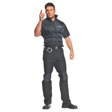 Costumes For Men (Costumes For All Occasions Ur29316 Swat Mens)