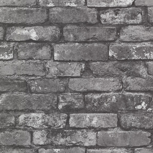 Brewster Home Fashions Oxford Brickwork Exposed 33' x 20.5'' Brick 3D Embossed Wallpaper