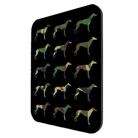 POPCreation Greyhound Camoflauge Mouse pads Gaming Mouse Pad 9.84x7.87 inches