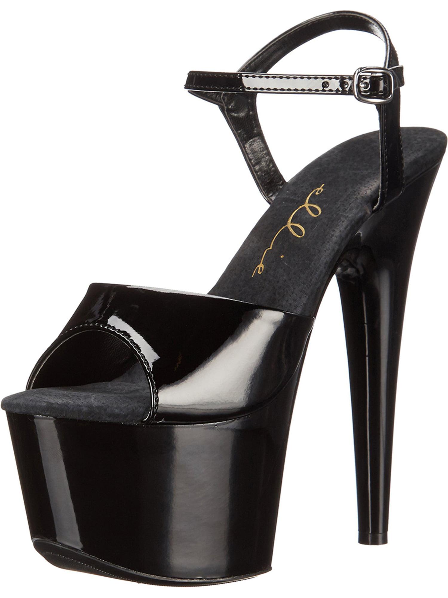 7 Inch Women's High Heel Shoes Sexy